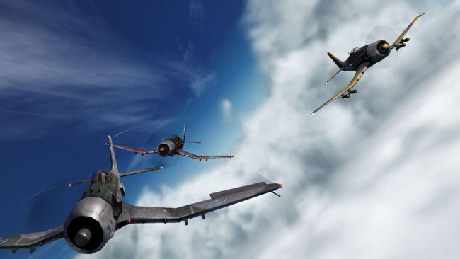 Sky Crawlers: Innocent Aces - Screenshots - Bild 4