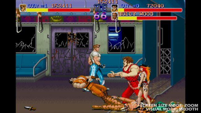 Final Fight: Double Impact - Screenshots - Bild 3
