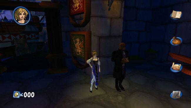 Pirates: Adventures of the Black Corsair - Screenshots - Bild 2