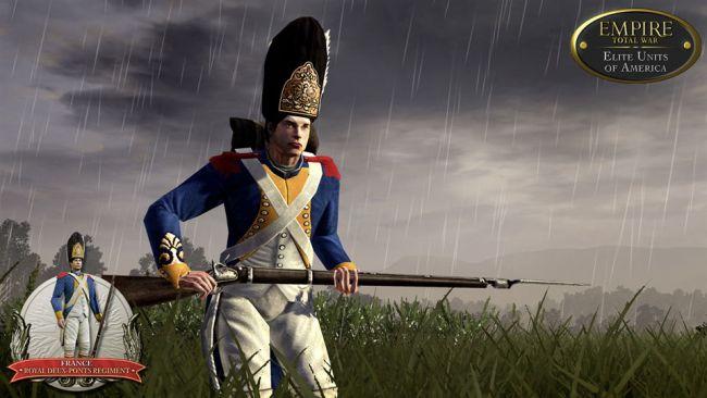 Empire: Total War - DLC: Elite-Einheiten Amerikas - Screenshots - Bild 8