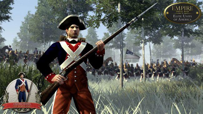 Empire: Total War - DLC: Elite-Einheiten Amerikas - Screenshots - Bild 10