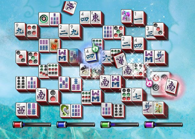 MahJongg Party - Screenshots - Bild 8