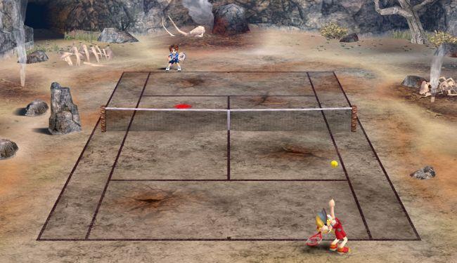 Hot Shots Tennis PSP - Screenshots - Bild 4