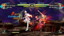 Tatsunoko vs. Capcom: Ultimate All-Stars - Screenshots - Bild 10