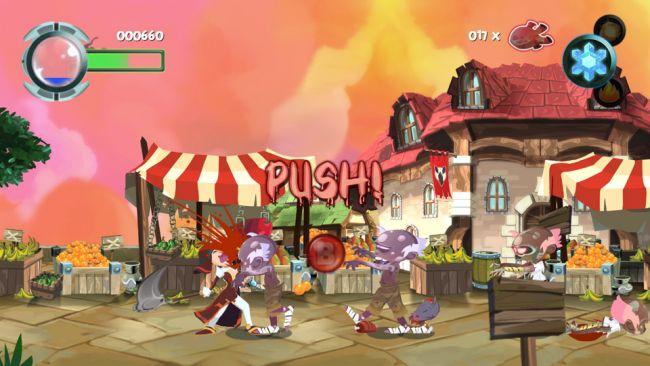 Twin Blades: The Reaping Vanguard - Screenshots - Bild 4