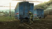Metal Gear Solid Peace Walker - Screenshots - Bild 5