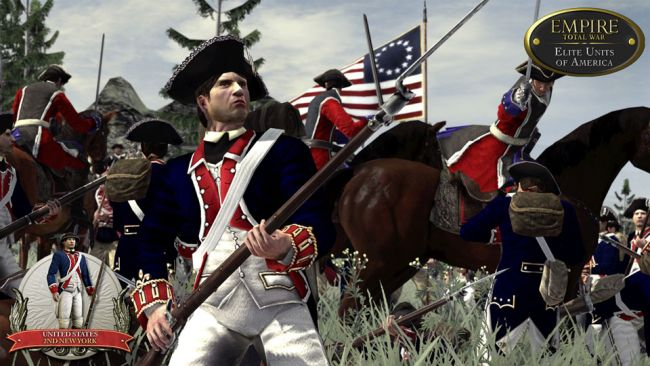 Empire: Total War - DLC: Elite-Einheiten Amerikas - Screenshots - Bild 12