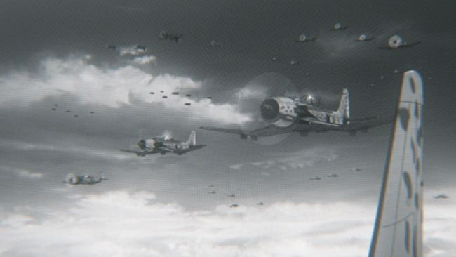 Sky Crawlers: Innocent Aces - Screenshots - Bild 3