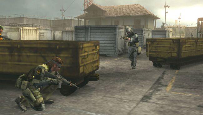 Metal Gear Solid: Peace Walker - Screenshots - Bild 4