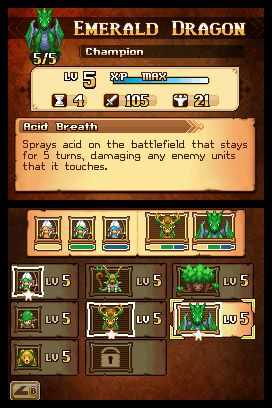 Might & Magic Clash of Heroes - Screenshots - Bild 20
