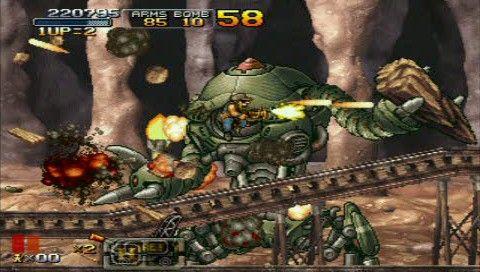 Metal Slug XX - Screenshots - Bild 8