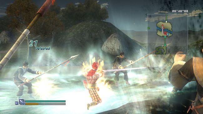 Dynasty Warriors: Strikeforce - Screenshots - Bild 3