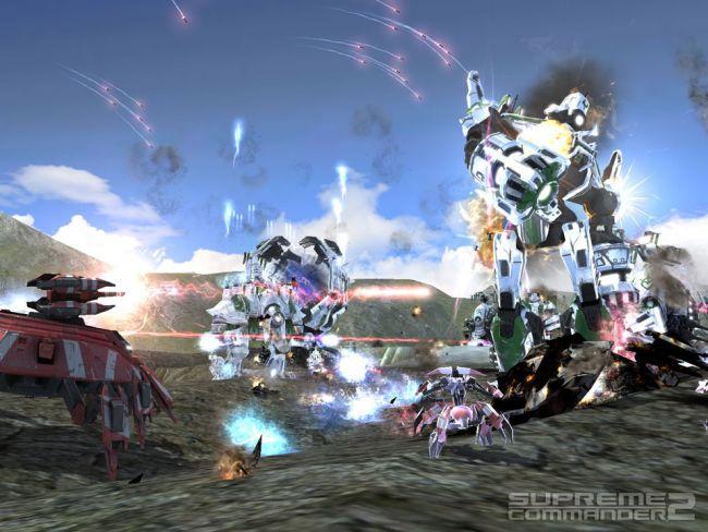 Supreme Commander 2 - Screenshots - Bild 9