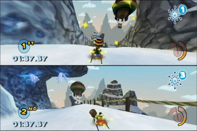 Sled Shred - Screenshots - Bild 5