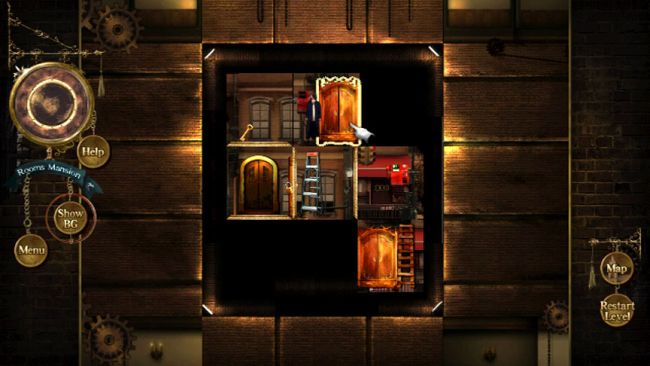 Rooms: The Main Building - Screenshots - Bild 1