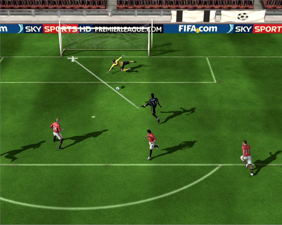 online fussball spiel