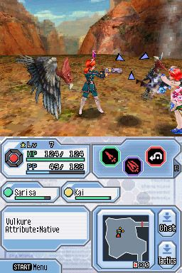 Phantasy Star 0 - Screenshots - Bild 14