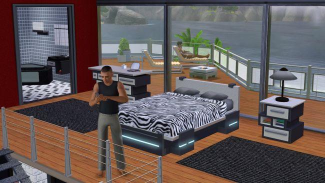 Die Sims 3: Luxus-Accessoires - Screenshots - Bild 1