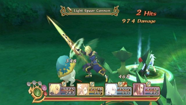 Tales of Symphonia: Dawn of the New World - Screenshots - Bild 1