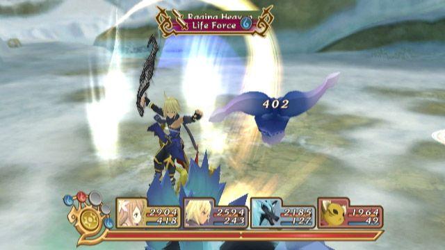 Tales of Symphonia: Dawn of the New World - Screenshots - Bild 2