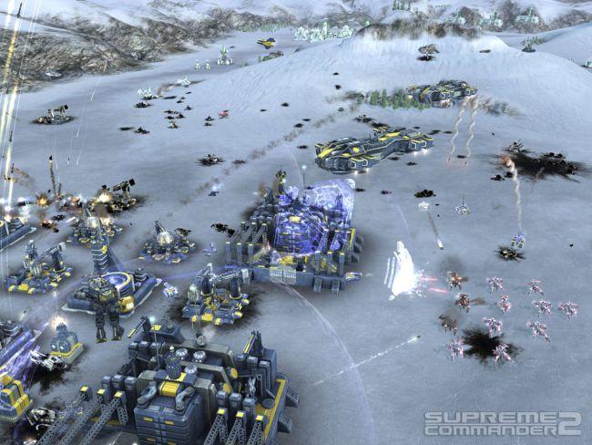 Supreme Commander 2 - Screenshots - Bild 3