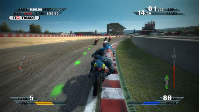 MotoGP 09/10 - Screenshots - Bild 6
