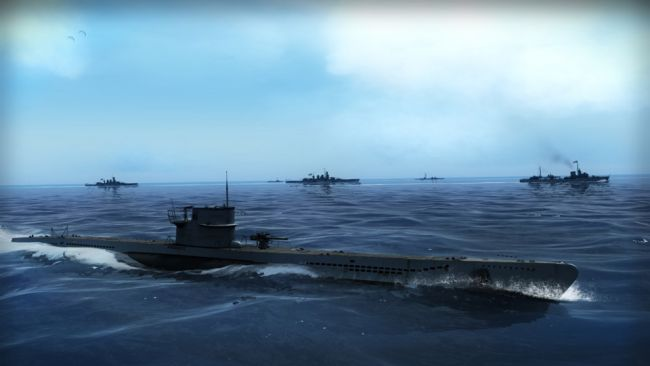Silent Hunter 5 - Screenshots - Bild 3