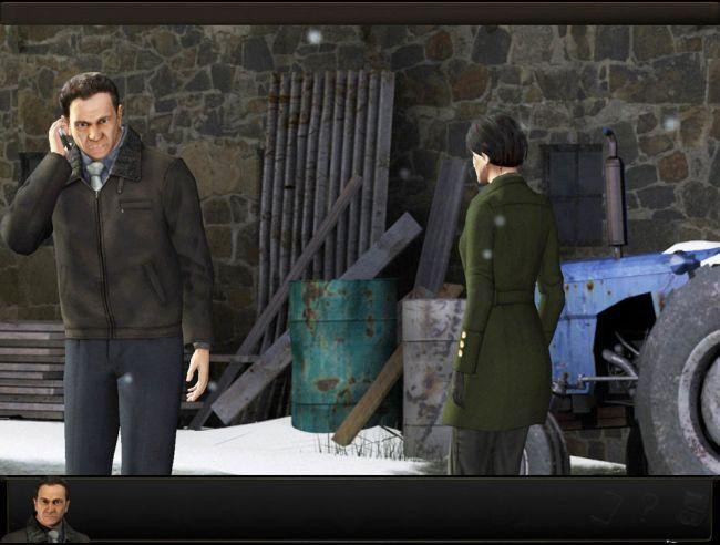 Die Kunst des Mordens: Karten des Schicksals - Screenshots - Bild 1