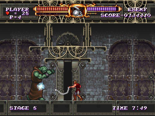 Castlevania ReBirth - Screenshots - Bild 3