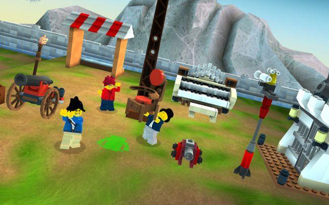 Lego Universe - Screenshots - Bild 19