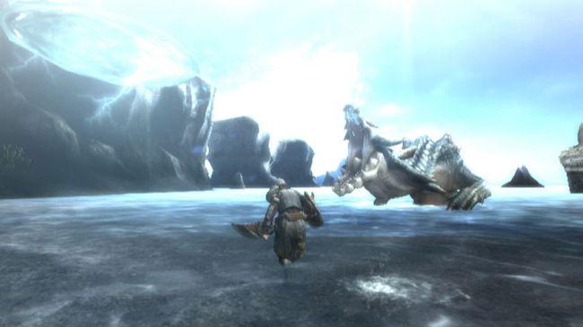 Monster Hunter 3 - Screenshots - Bild 4