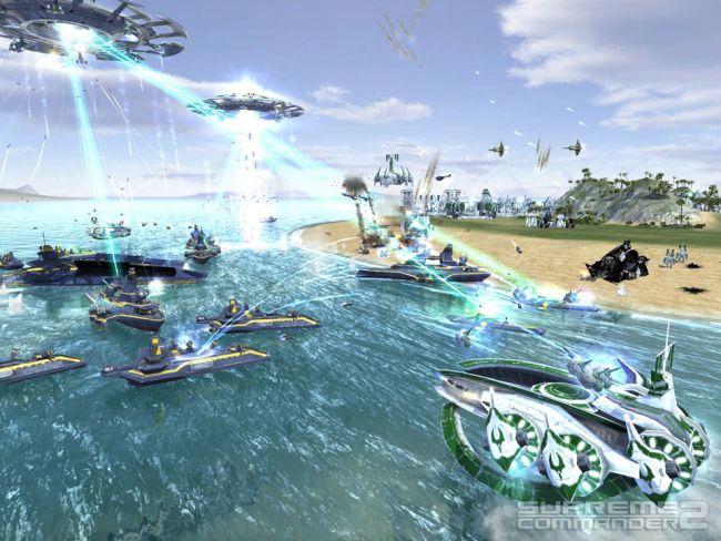 Supreme Commander 2 - Screenshots - Bild 2
