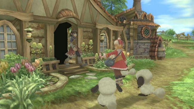 Rune Factory Frontier - Screenshots - Bild 6