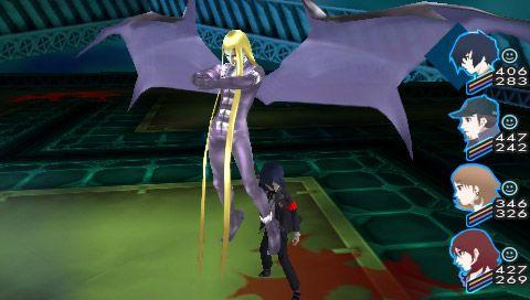 Shin Megami Tensei: Persona 3 Portable - Screenshots - Bild 8