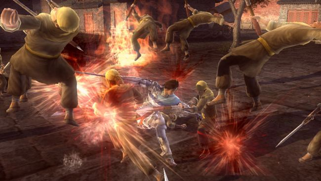 Dynasty Warriors: Strikeforce - Screenshots - Bild 22