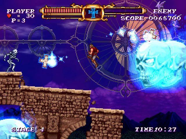 Castlevania ReBirth - Screenshots - Bild 8