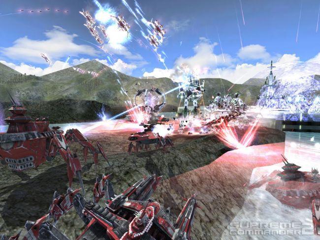 Supreme Commander 2 - Screenshots - Bild 6