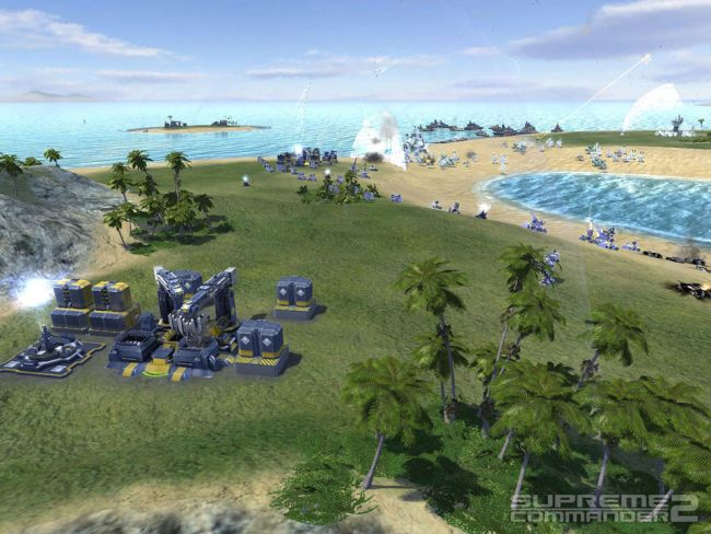 Supreme Commander 2 - Screenshots - Bild 1