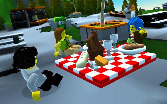 Lego Universe - Screenshots - Bild 16