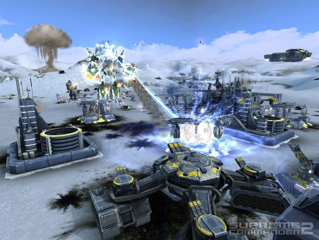 Supreme Commander 2 - Screenshots - Bild 4