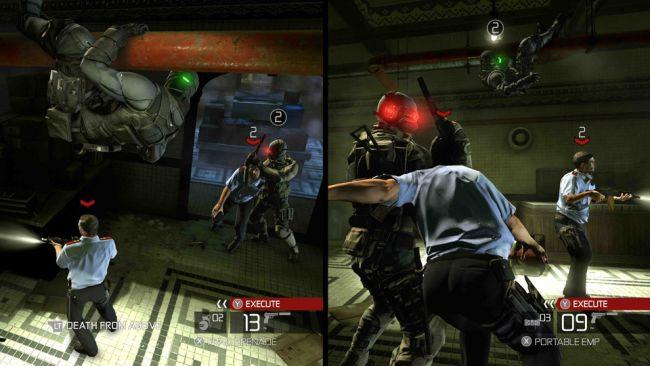 Tom Clancy's Splinter Cell: Conviction - Screenshots - Bild 2