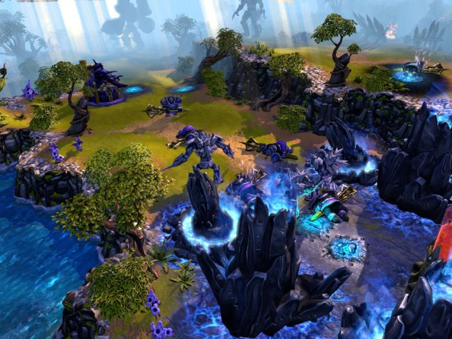 BattleForge - Boosterpack: Die Verlorenen Seelen - Screenshots - Bild 3
