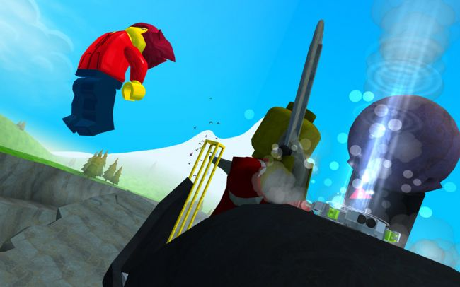 Lego Universe - Screenshots - Bild 18