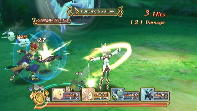 Tales of Symphonia: Dawn of the New World - Screenshots - Bild 4