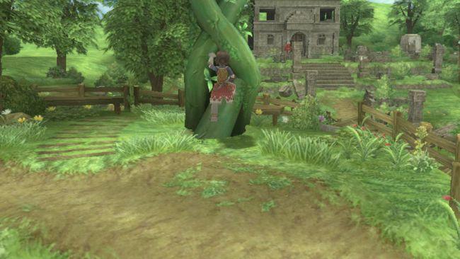 Rune Factory Frontier - Screenshots - Bild 1