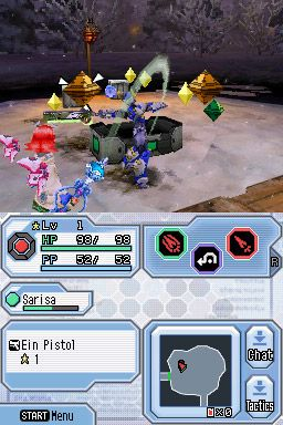 Phantasy Star 0 - Screenshots - Bild 11