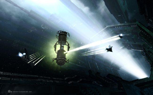 Eve Online: Dominion - Screenshots - Bild 1