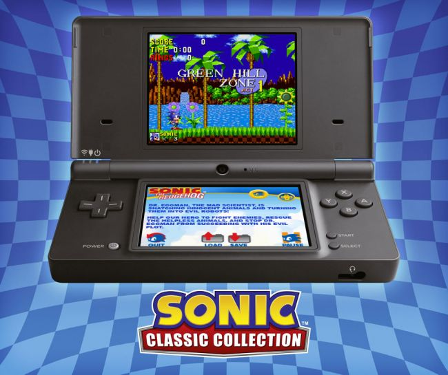Sonic Classic Collection - Screenshots - Bild 9