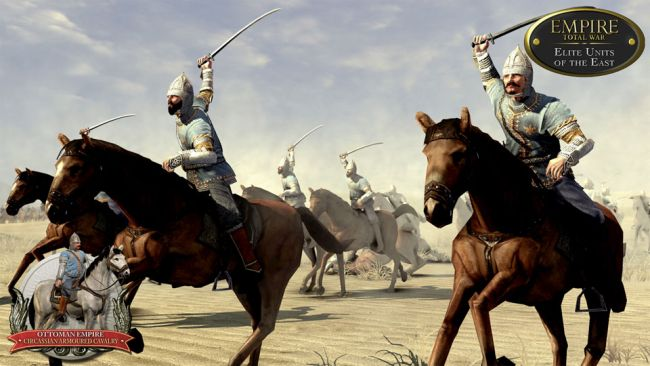 Empire: Total War - DLC: Elite Units of the East - Screenshots - Bild 5