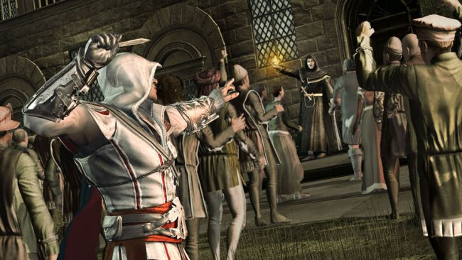 Assassin's Creed 2 - DLC: Fegefeuer der Eitelkeiten - Screenshots - Bild 1